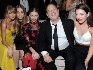 harvey weinstein e attrici